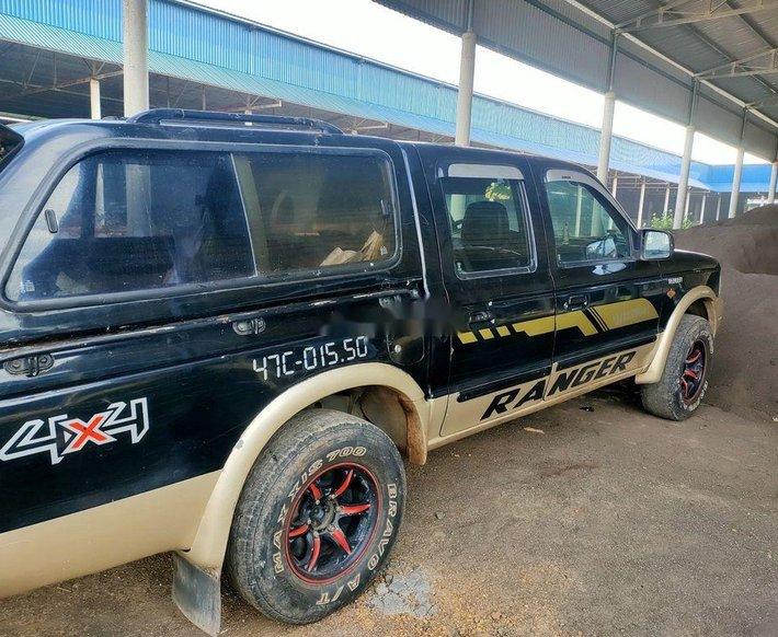 Bán Ford Ranger đời 2003, xe nhập, màu xanh2