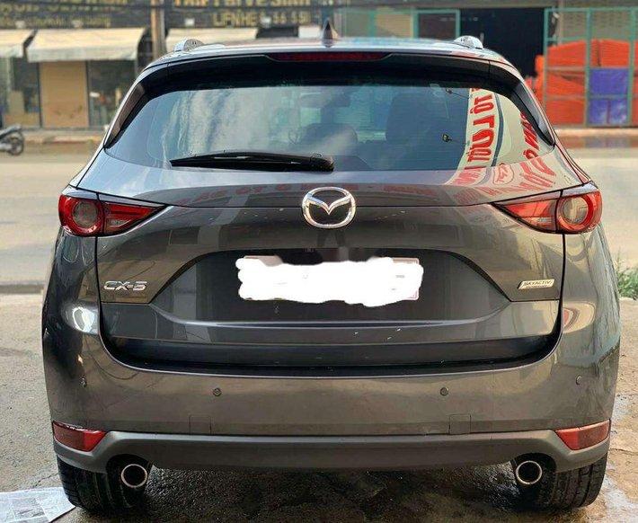 Cần bán gấp Mazda CX 5 đời 2019, màu xám 3
