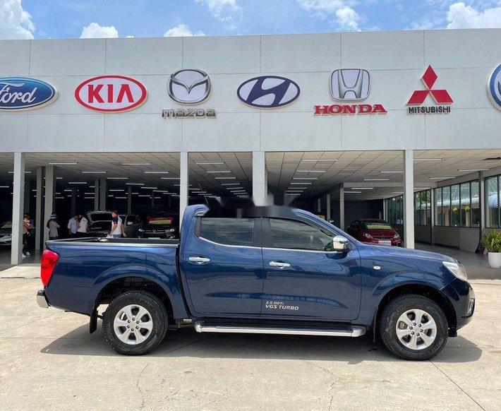Bán Nissan Navara sản xuất năm 2017, màu xanh lam, nhập khẩu 3