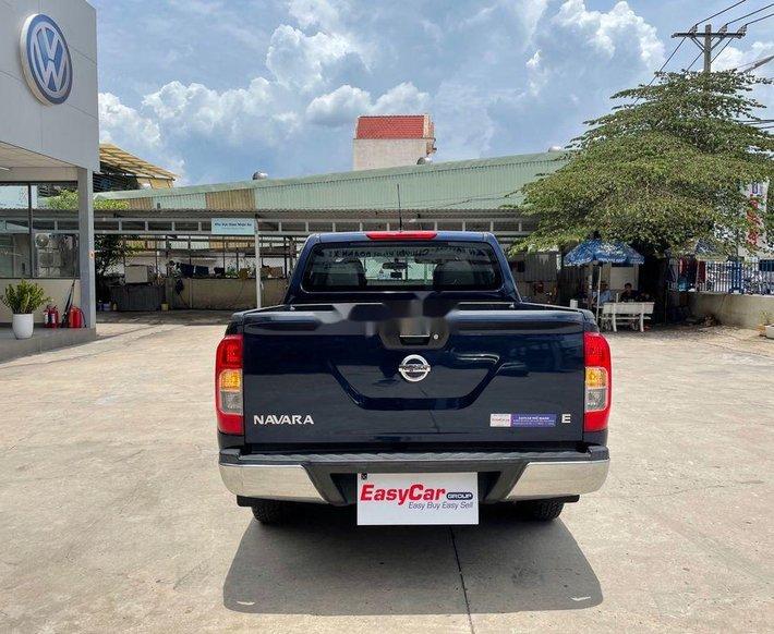 Bán Nissan Navara sản xuất năm 2017, màu xanh lam, nhập khẩu 2