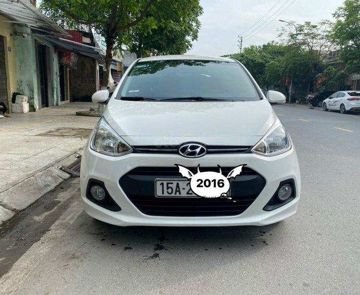 Bán Hyundai Grand i10 1.2 AT 20160