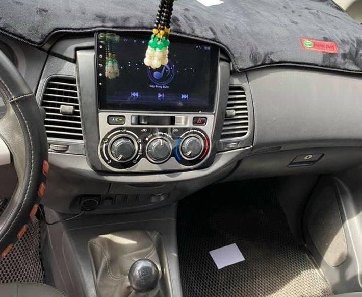 Bán Toyota Innova năm sản xuất 2014, màu bạc5