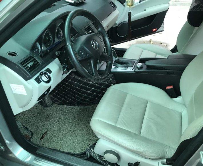 Mercedes Benz C Class 2010 tự động1