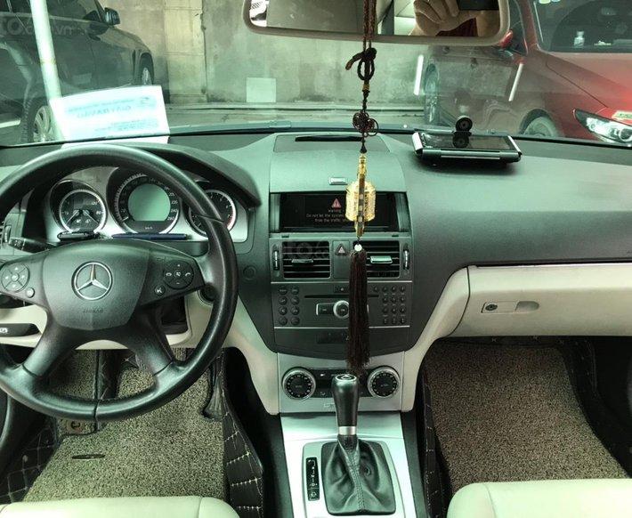 Mercedes Benz C Class 2010 tự động0