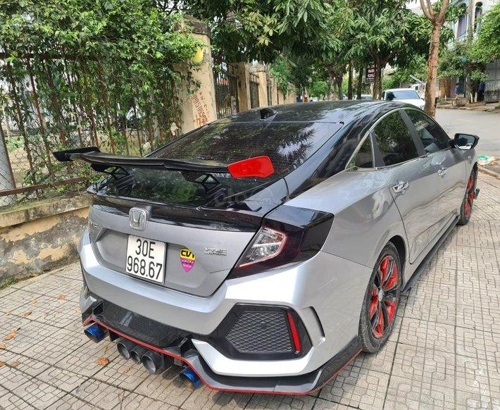 [Trường Huy Auto] xe Honda Civic 1.5 2017 - 690 triệu1
