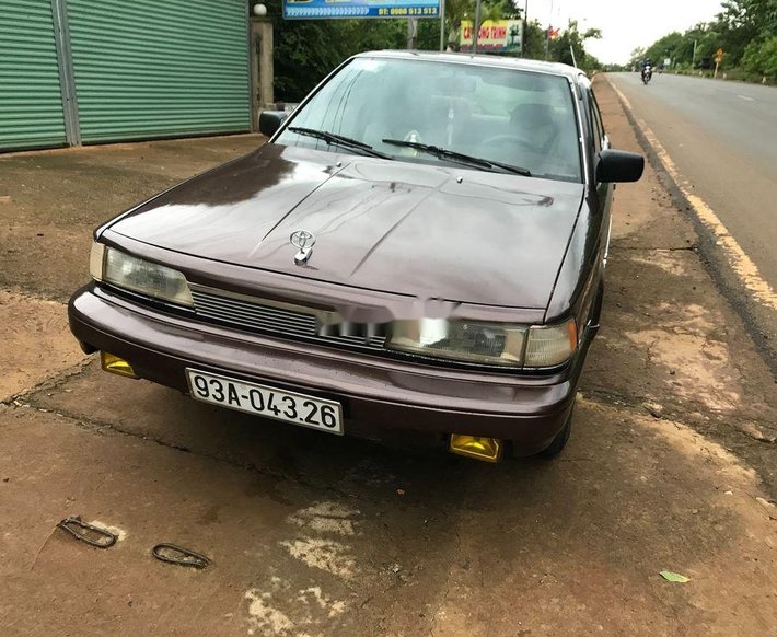 Bán Toyota Camry sản xuất 1987, nhập khẩu7