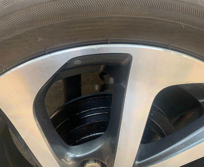 Bán Toyota Wigo đời 2018, màu bạc, nhập khẩu nguyên chiếc số tự động, giá 345tr2
