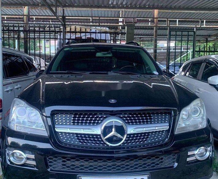 Xe Mercedes GL 450 sản xuất năm 2008, nhập khẩu nguyên chiếc còn mới, giá chỉ 689 triệu0