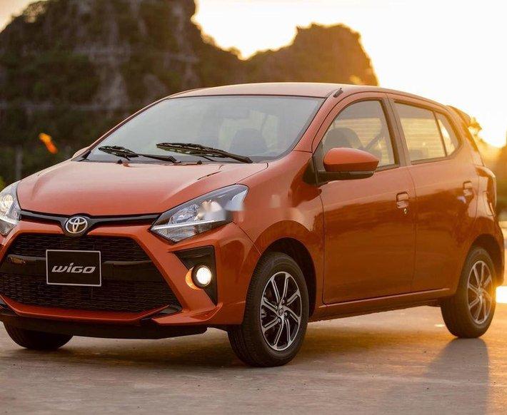 Bán ô tô Toyota Wigo 2021, nhập khẩu, 352 triệu2
