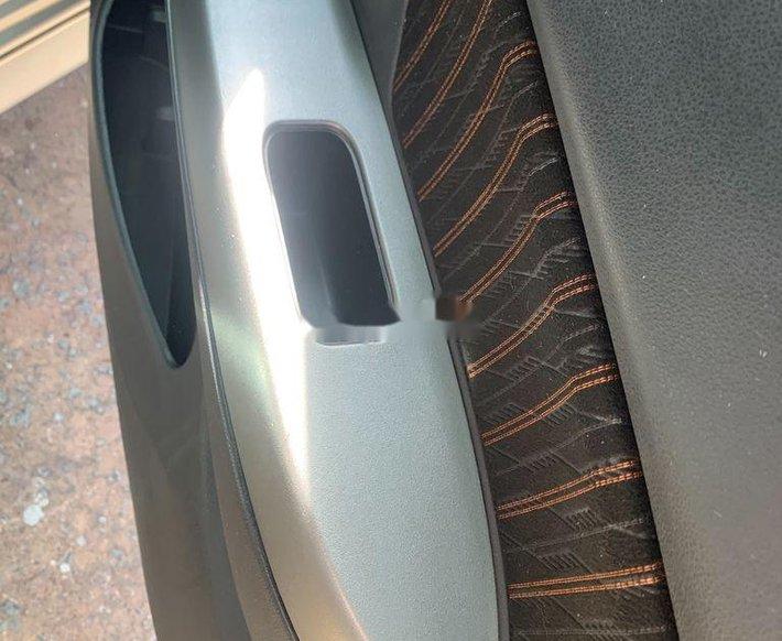 Bán Toyota Wigo đời 2018, màu bạc, nhập khẩu nguyên chiếc số tự động, giá 345tr6