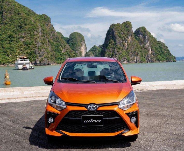 Bán ô tô Toyota Wigo 2021, nhập khẩu, 352 triệu0