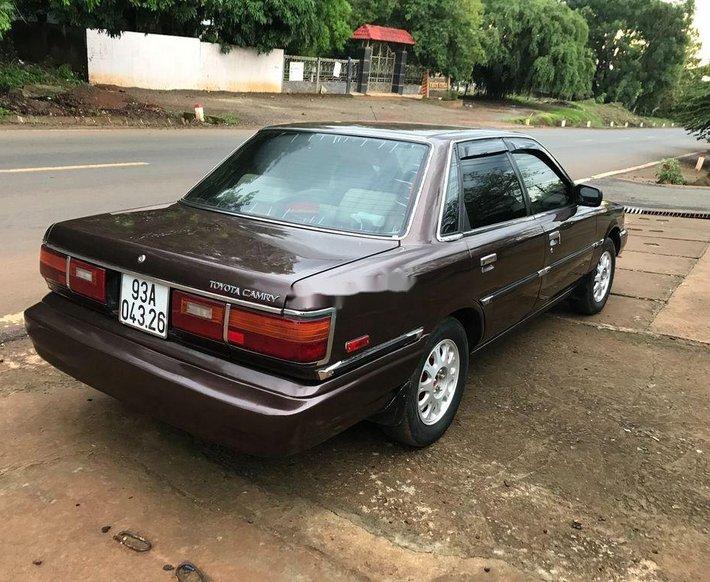Bán Toyota Camry sản xuất 1987, nhập khẩu0