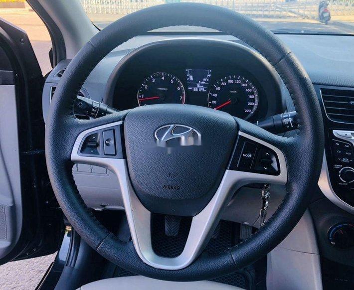 Bán Hyundai Accent sản xuất năm 2012, xe nhập còn mới3