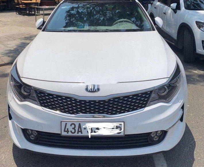 Bán ô tô Kia Optima năm sản xuất 2018, màu trắng còn mới2