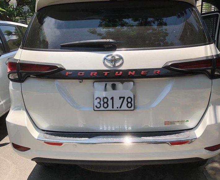 Cần bán gấp Toyota Fortuner sản xuất 2017, nhập khẩu nguyên chiếc còn mới6