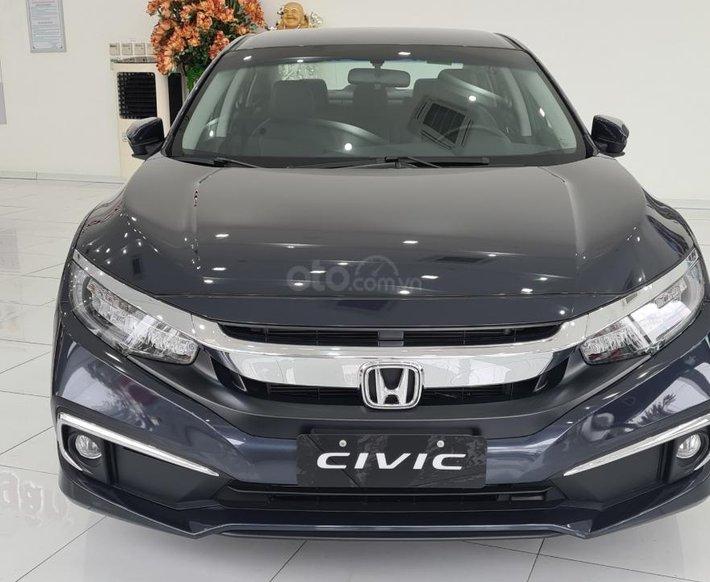 [Thái Bình] Honda Civic 2021 xe nhập khẩu, sẵn xe giao ngay, ưu đãi lên tới 30tr tiền mặt, tặng gói phụ kiện chính hãng0