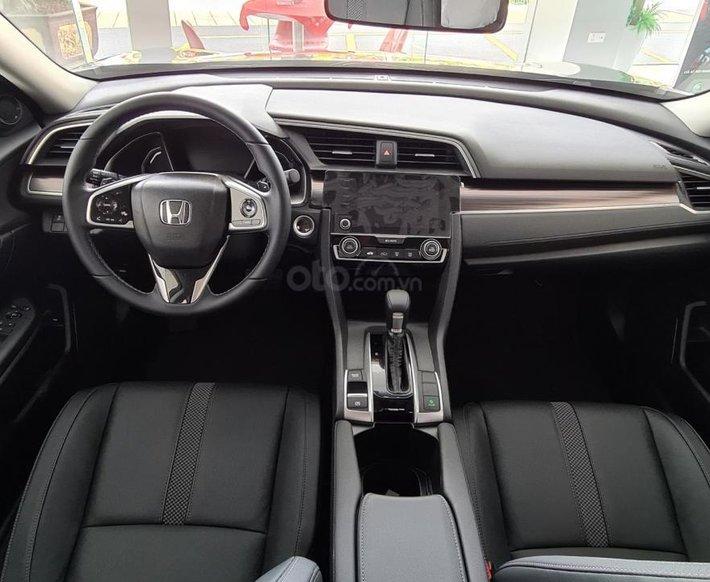 [Thái Bình] Honda Civic 2021 xe nhập khẩu, sẵn xe giao ngay, ưu đãi lên tới 30tr tiền mặt, tặng gói phụ kiện chính hãng6
