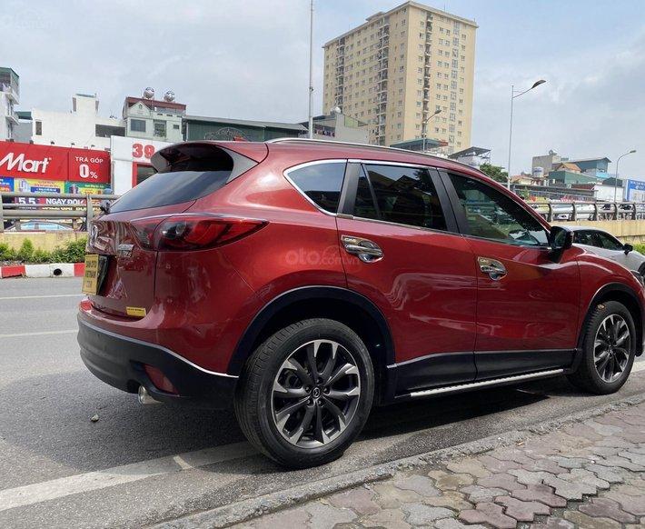 Bán xe Mazda CX5 2.5L sx 20173