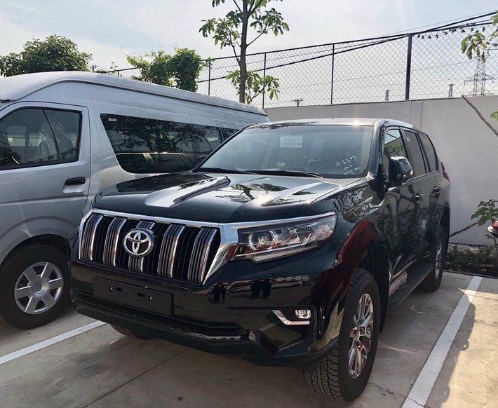 Cần bán xe Toyota Land Cruiser Prado 2021, hỗ trợ ngân hàng, tặng phụ kiện chính hãng0
