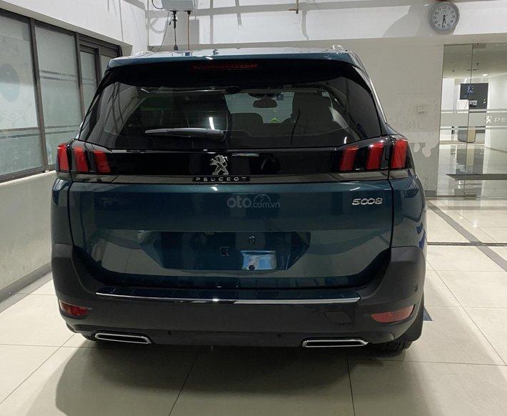 Peugeot Thanh Xuân bán Peugeot 5008 tặng 1 năm bảo hiểm thân vỏ trị giá 15 triệu, trả góp 85% hỗ trợ lái thử6