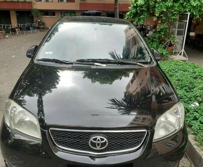 Cần bán gấp Toyota Vios G năm 2004, 165 triệu0