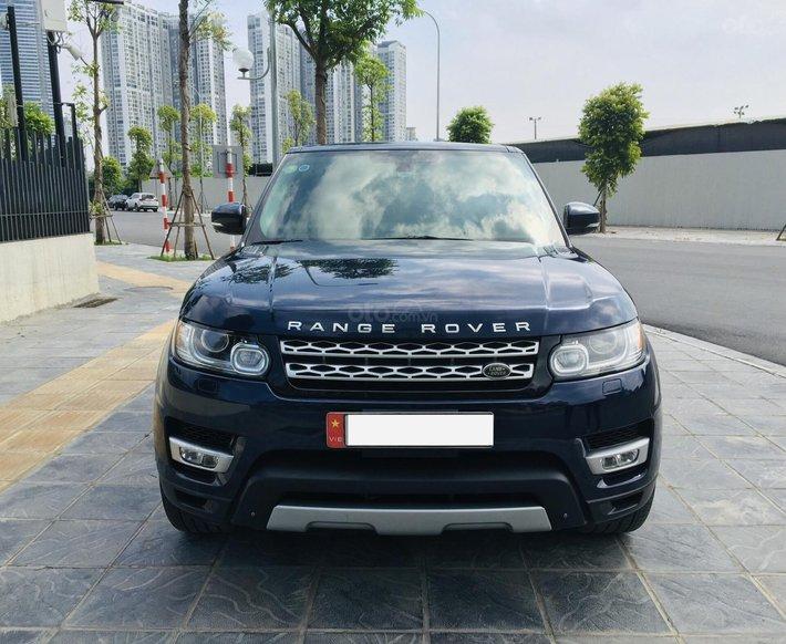 Bán LandRover Range Rover Sport HSE, sản xuất 2015, đăng ký 2016 cực mới0