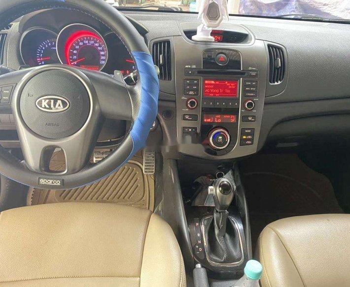 Bán Kia Forte đời 2013, màu trắng, xe nhập chính chủ6