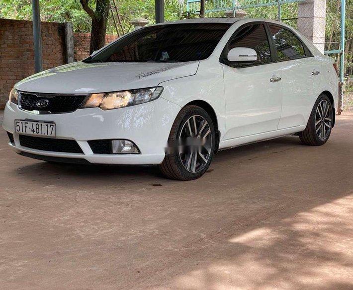 Bán Kia Forte đời 2013, màu trắng, xe nhập chính chủ2