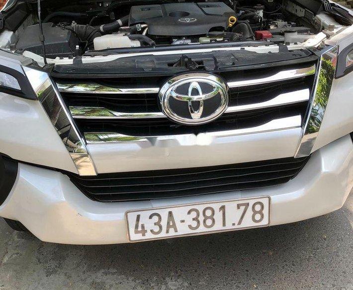 Cần bán gấp Toyota Fortuner sản xuất 2017, nhập khẩu nguyên chiếc còn mới3