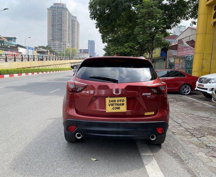 Bán Mazda CX 5 năm sản xuất 2017 còn mới, giá 715tr6