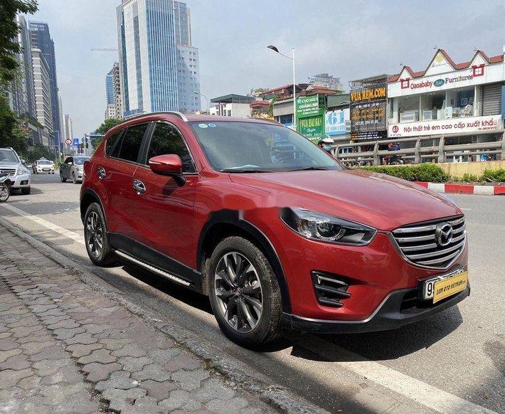 Bán Mazda CX 5 năm sản xuất 2017 còn mới, giá 715tr3