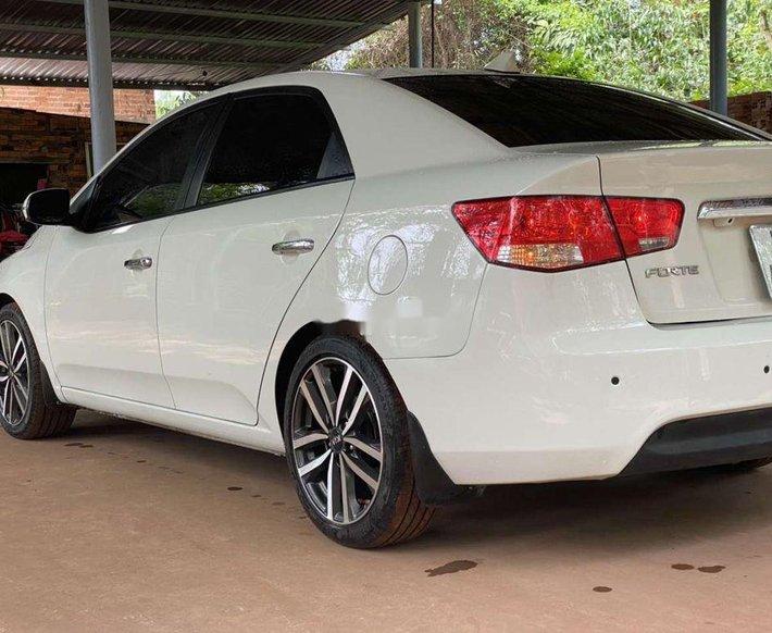 Bán Kia Forte đời 2013, màu trắng, xe nhập chính chủ3