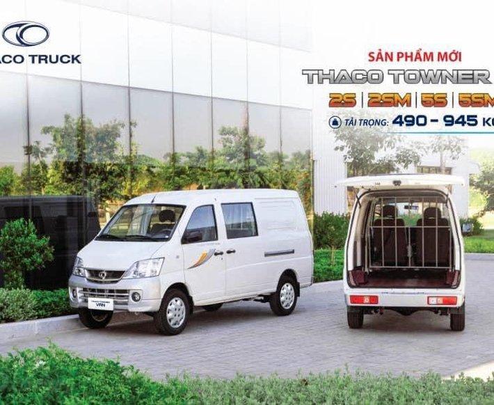 Cần bán Thaco Towner Van năm 20211