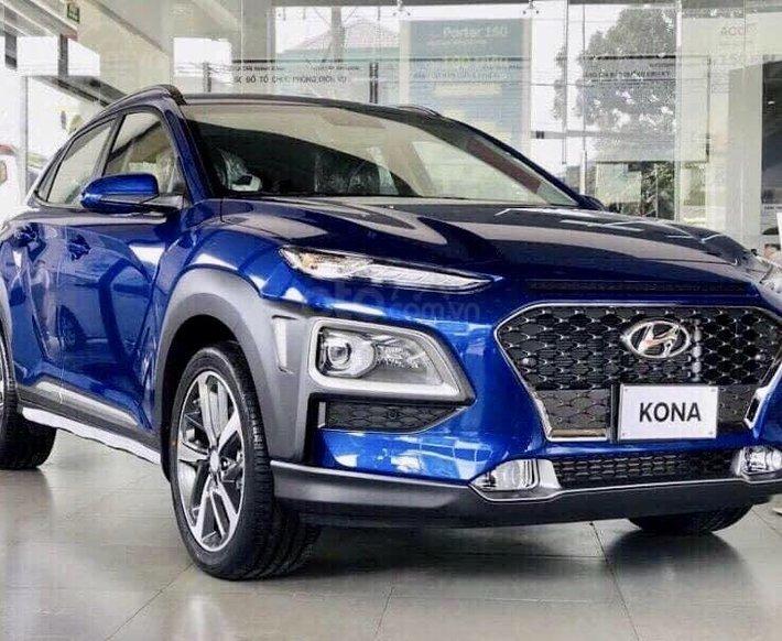 Hyundai Kona giá giảm sâu tháng 6 chỉ 170tr nhận xe về ngay, hỗ trợ vay tối đa 85%, 8 năm, duyệt nhanh chóng0