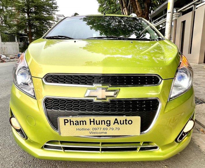 Cần bán xe Chevrolet Spark model 2016 full option1
