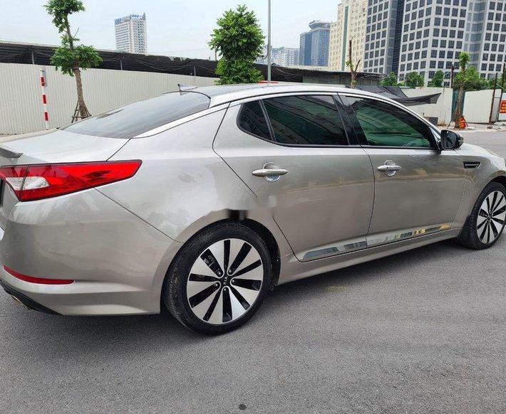Cần bán lại xe Kia Optima sản xuất 2012, nhập khẩu nguyên chiếc giá cạnh tranh4
