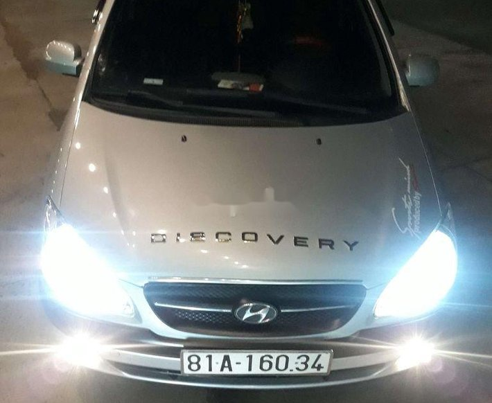 Bán Hyundai Getz sản xuất năm 2009, nhập khẩu nguyên chiếc còn mới1