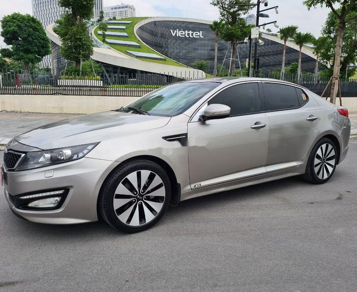 Cần bán lại xe Kia Optima sản xuất 2012, nhập khẩu nguyên chiếc giá cạnh tranh1