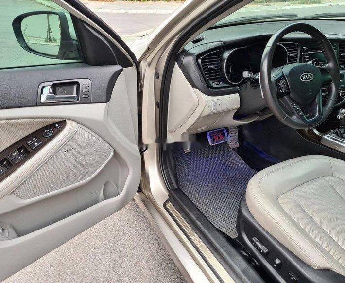 Cần bán lại xe Kia Optima sản xuất 2012, nhập khẩu nguyên chiếc giá cạnh tranh8