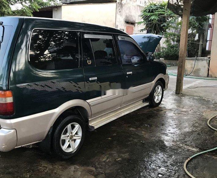 Bán Toyota Zace đời 2005, hai màu, giá 165tr1