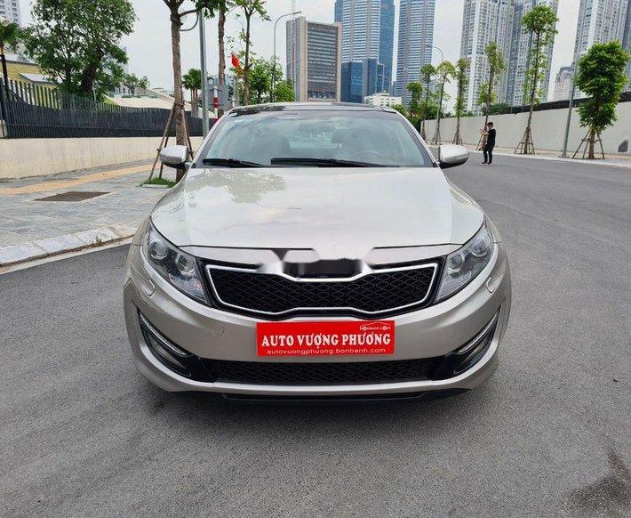 Cần bán lại xe Kia Optima sản xuất 2012, nhập khẩu nguyên chiếc giá cạnh tranh0