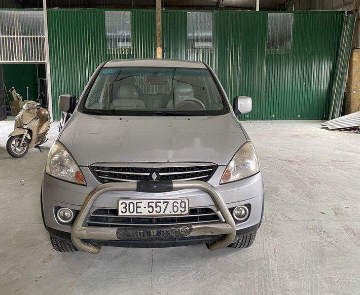 Bán xe Mitsubishi Zinger năm 2009, màu bạc, nhập khẩu nguyên chiếc xe gia đình1