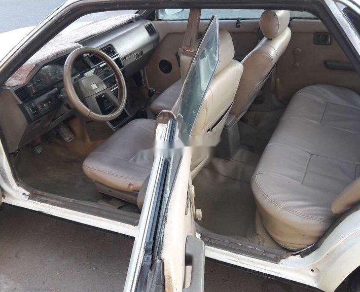 Bán ô tô Nissan Bluebird 1987, màu trắng, nhập khẩu chính chủ4