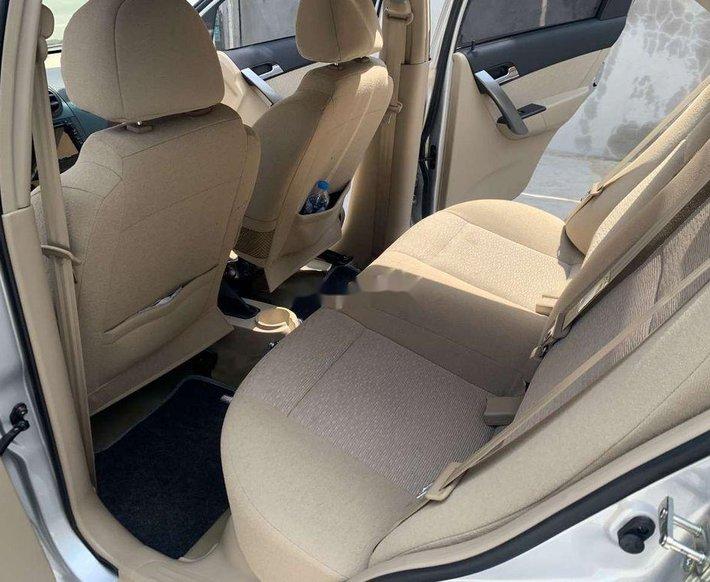 Bán Chevrolet Aveo 2018, màu bạc còn mới, giá 305tr9