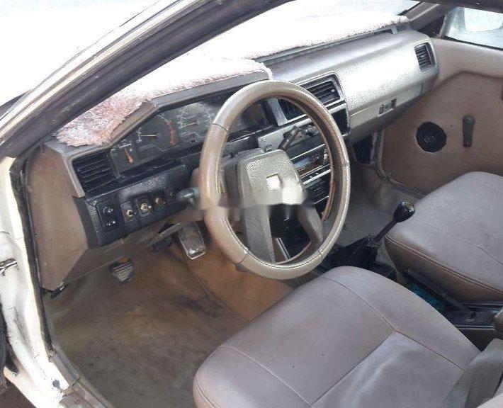 Bán ô tô Nissan Bluebird 1987, màu trắng, nhập khẩu chính chủ5