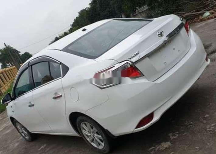 Bán ô tô Toyota Vios sản xuất 2015, màu trắng, 286 triệu1