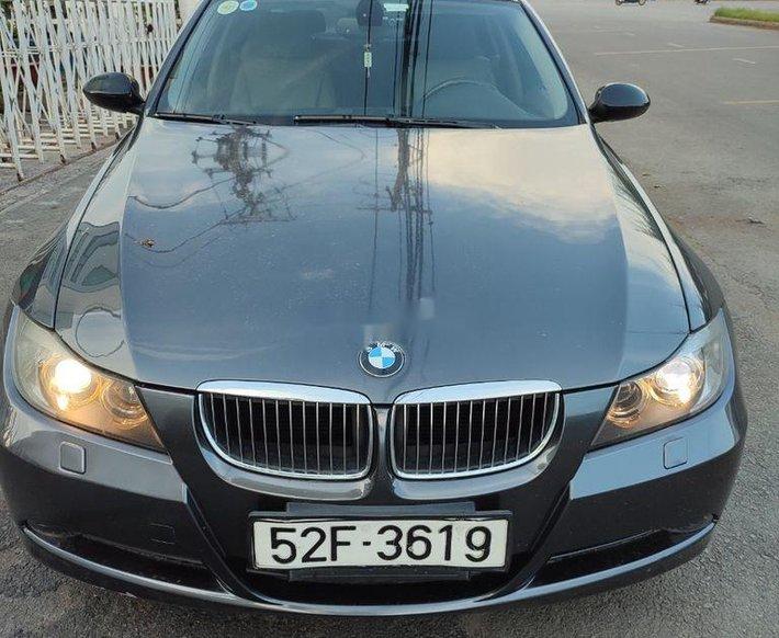 Cần bán xe BMW 320i sản xuất năm 2007, nhập khẩu nguyên chiếc còn mới, 345tr0