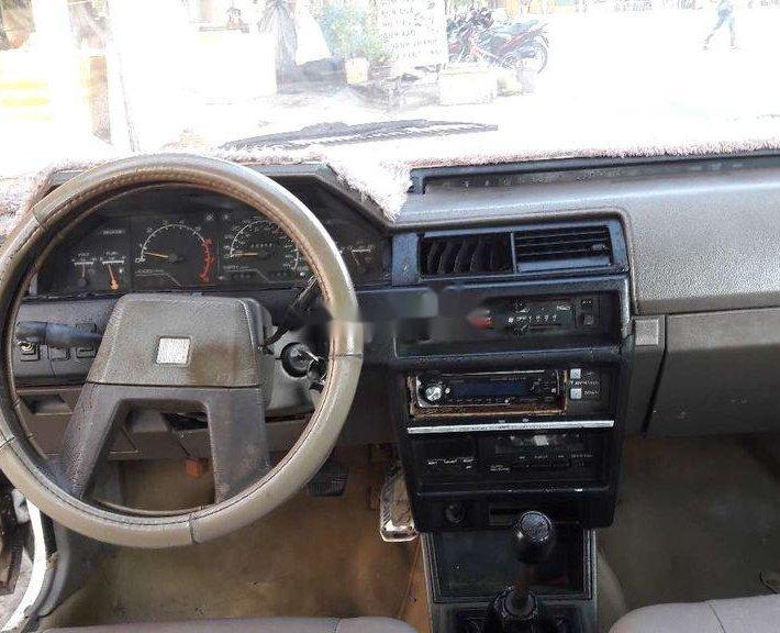 Bán ô tô Nissan Bluebird 1987, màu trắng, nhập khẩu chính chủ6