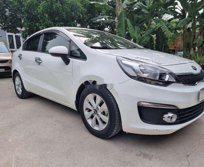 Bán xe Kia Rio sản xuất năm 2016, xe nhập còn mới, 340tr1