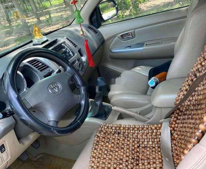 Cần bán Toyota Fortuner sản xuất 2011 còn mới9